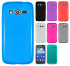 T-Mobile Samsung Galaxy Avant TPU CANDY Flexi Gel Skin Case Cover + Screen Guard