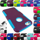 "FOR APPLE IPHONE 6 (4.7"") / 6 PLUS (5.5"") HYBRID NET APEX SKIN CASE COVER+STYLUS on Rummage"