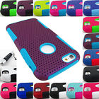 "FOR APPLE IPHONE 6 (4.7"") / 6 PLUS (5.5"") HYBRID NET APEX SKIN CASE COVER+STYLUS"