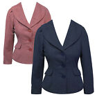 Eucalyptus Martha Retro Vintage Ww2 40S 50S Fitted Winter Wool Coat Jacket
