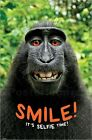 Poster Smile! it's Selfie Time! - Monkey