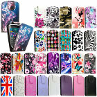 For Blackberry Curve 9320 9220 Printed PU Leather Magnetic Flip Case Cover Pouch