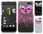 For Amazon Fire Phone Crystal Diamond BLING Protector Hard Case Cover Accessory