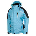 Katahdin Snow Gear Women's Apex Jacket Light Blue XS-2XL