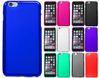 For Apple iPhone 6 Plus 5.5 TPU CANDY Flexi Gel Skin Case Phone Cover