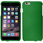 For Apple iPhone 6 Plus 5.5 Rubberized HARD Protector Case Snap On Phone Cover