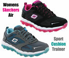 Womens Skechers Skech Air Memory Foam Comfort Lightweight Trainers Size 4-8