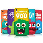 HEAD CASE MOTIVATIONAL MONSTERS PROTECTIVE COVER FOR APPLE iPHONE 3GS
