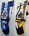 FOX RACING TECHNIQUE MX MOTOCROSS RACING PERFORMANCE PANT NEW 4070-002/005