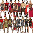 New Roman Centurion Spartacus Ancient Warrior Fancy Dress Costume Mens Womens