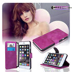"SAVFY PU Leather Flip Cover Credit Card Wallet Case For Apple iPhone 6 4.7"" on Rummage"