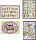Christmas is Coming Advent calendar cards traditional german design