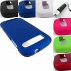 FOR ZTE GRAND S PRO/WARP SYNCH HARD SHELL SNAP-ON CASE COVER+STYLUS