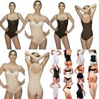 Vedette Bianca 114, Body Shaper Classic Panty Powernet, Size 3XS Color Nude