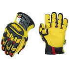 Mechanix Wear ORHD Waterproof Impact Protection High Visibility Work Gloves