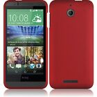 For HTC Desire 510 Rubberized HARD Protector Case Snap On Phone Cover