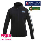 Kingsland Bethel Unisex Full Zip Softshell Jacket (143-SF-621) **FREE UK SHIPPIN