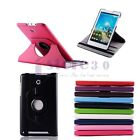 "New 360 Rotating PU Leather Stand Case Cover for Acer Iconia Tab 8"" A1-840FHD"