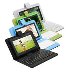 "IRULU eXpro X1 7"" Google Android Tablet Dual Core 8GB WIFI w/ Gridding Keyboard"