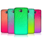 HEAD CASE NEON RAIN OMBRE SNAP-ON BACK COVER FOR LG G PRO LITE D680