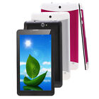 "IRULU 4GB 7"" Android 4.2 Phablet Table A7 3G/GSM Dual Core Cam WIFI Bluetooth"