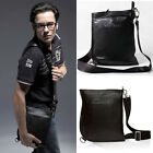 EAR00 New Mens Real Leather Shoulder Bags Shoulder Strap Good Quality Handbags
