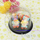 Clear Plastic Cupcake Cake Dome Favor Boxes Container Wedding Party Shower Gift