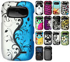 For AT&T GoPhone ZTE Z432 Rubberized HARD Protector Case Snap On Phone Cover