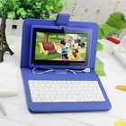 US Stock 8GB Q88 7'' Google Android Tablet PC Laotop for Kid Children+Keyboard