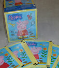 Panini Peppa Pig's World Stickers: Choose your quantity: 10 25 50 packets or Box