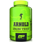Arnold Series Iron Test 90 Capsules Testosterone Enhancer