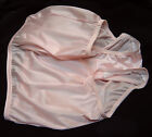 WOW~VANITY FAIR PINK 15712/15812 PERFECTLY YOURS NYLON BRIEFS PANTIES~7/L~NEW
