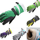 Winter Waterproof Windproof Thick Warm Electric Car Gloves for Unisex YS0005