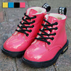 VX0011 New boys girls short boots children shoes waterproof winter warm boots