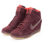 Brand New NIKE WMNS DUNK SKY HI ESSENTIAL Sneakers 644877-601