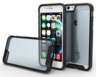 NEW OEM ENCASED CLEAR BACK COVER BUMPER GEL IMPACT CASE FOR APPLE iPHONE 6 4.7