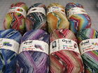 Opal sock yarn Sweet Spicy #2 -75% wool 25% nylon superwash 100g 450y