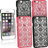 "Damask & Vintage Pattern PC Hard Case for Apple iPhone 6 & 6S 4.7"" Slim Cover"