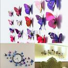 12/20/25 3D Butterfly Fridge Magnets Room Car Wall Decorations Magnetic Sticker
