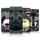 HEAD CASE AZTEC ANIMAL FACES SERIES 3 PROTECTIVE COVER FOR HTC DESIRE 610