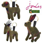 Joules Tweed Animal Keyring Key Ring (Hare/Horse/Dog) (R)