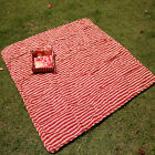 New Family Outdoor Camping Picnic Crawling Mat Beach Rugs Carpets 120*120CM T119