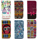 Leopard Bow Owl Design Mobile Phone Silicone Dust Holster for Apple iPhone 5C
