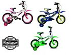 "Childrens Bicycle NEW Kids Childs Junior Bike Cycle Girls Boys 12"" 14"" 16"""