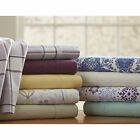 Superior Ultra-soft Heavyweight Flannel Solid or Print Deep Pocket Cotton Sheet