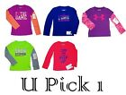 LITTLE GIRLS UNDER ARMOUR SPORTS ATHLETIC TEE SHIRT KIDS ACTIVE CHILDREN CLOTHES