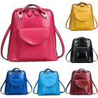 FR41 Lovely Girl's Candy Color Student Casual New Shoulder Bag Backpacks Bookbag