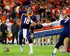 Peyton Manning Denver Broncos 2014 NFL All Time TD Record Photo (Select Size)