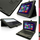 """PU Leather Folio Case for Asus Transformer Pad 10.1"""" TF103C CG Flip Stand Cover"""