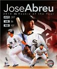 Jose Abreu Chicago White Sox 2014 AL Rookie of the Year Photo (Select Size)